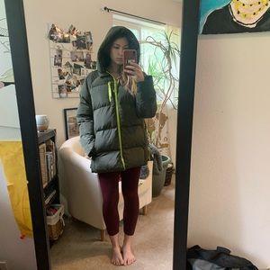 Fabletics voyager puffer coat